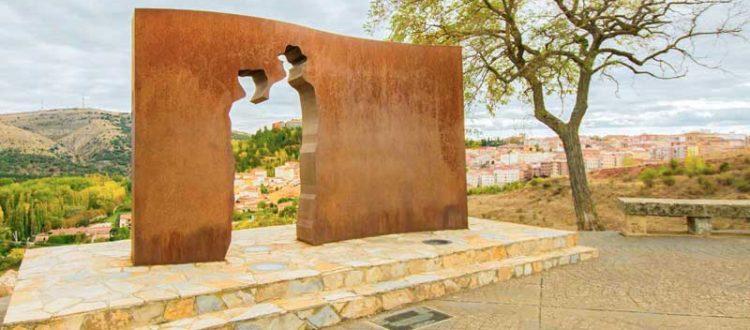 Mirador el Mirón en Soria