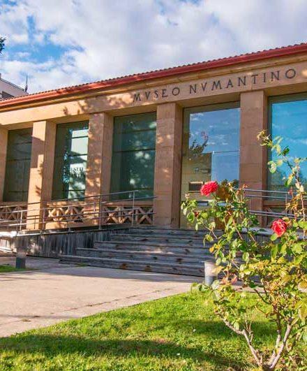 MUSEO-NUMANTINO-SORIA-HOTEL-ABASTER