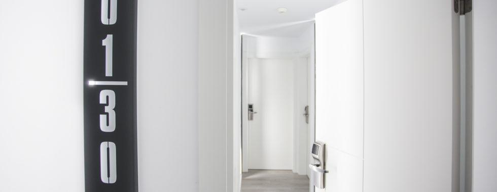 Habitación comunicada Hotel Ábaster en Soria