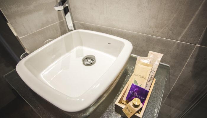 Baño Hotel en Soria