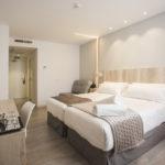 Habitación triple en Soria