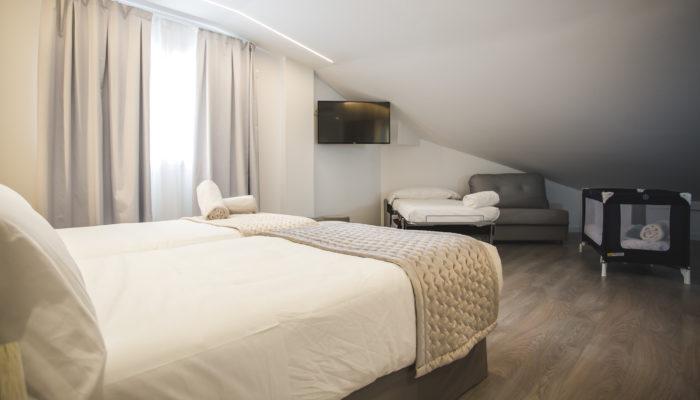 Habitación familiar en Soria 3