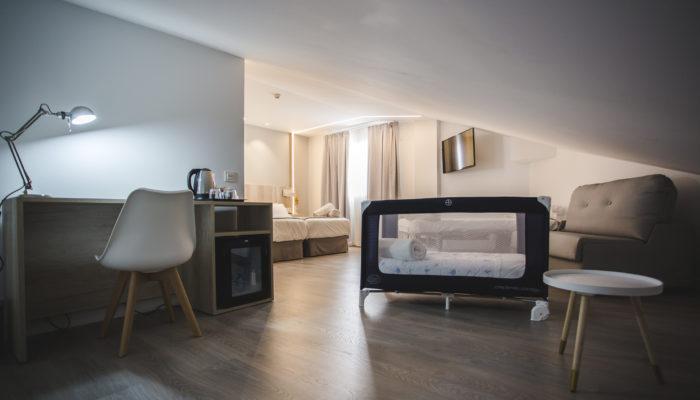 Habitación familiar en Soria 2