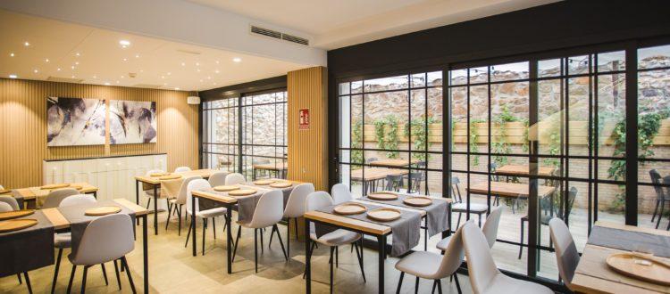 Restaurante Mena en Hotel Ábaster en Soria 5