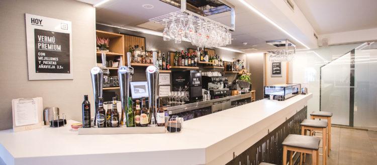 Bar-restaurante Hotel Ábaster Soria
