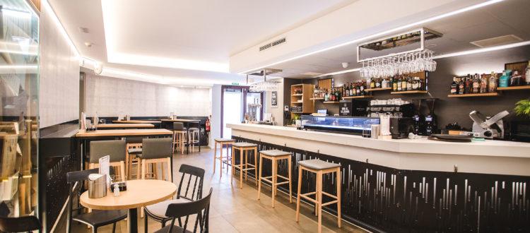 Bar Hotel Ábaster en Soria 3