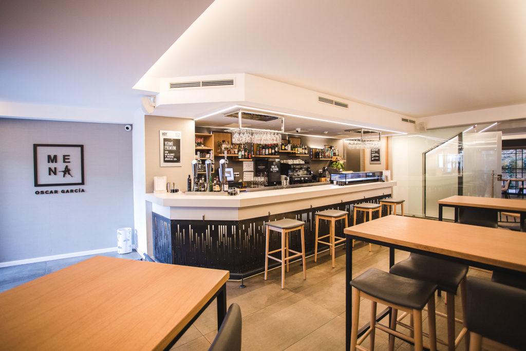 Bar Hotel Ábaster en Soria 2