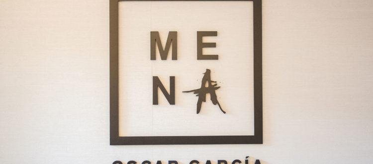 Restaurante Mena en Hotel Ábaster en Soria