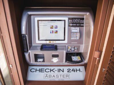 Autocheck-in Hotel Ábaster en Soria