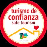 Sello turismo de confianza Hotel Ábaster