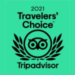Travelers Choice 2021 Hotel Ábaster