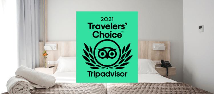 Insignia Travelers Choice 2021